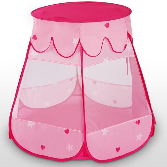 Tenda con palline (per ragazze)