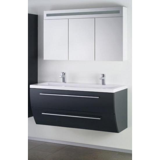 Sanotechnik Set da bagno con l'illuminazione Sweet 120