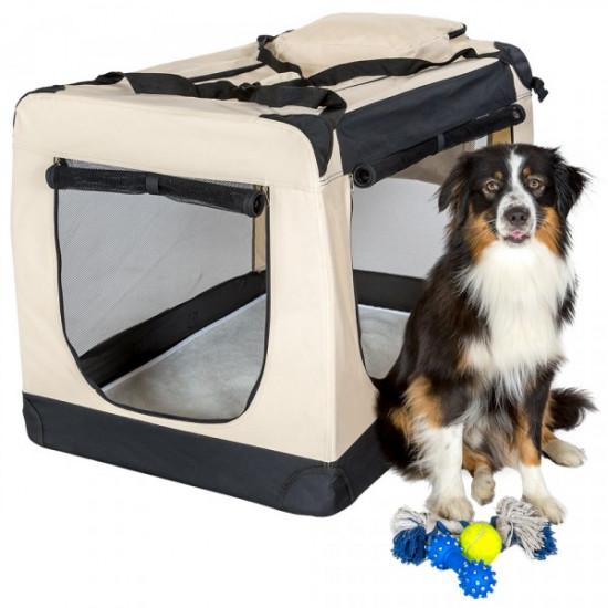 Trasportino pieghevole per cani XXXL