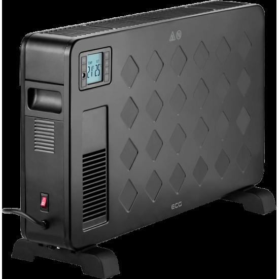 ECG riscaldatore a convenzione TK 2040DR nero