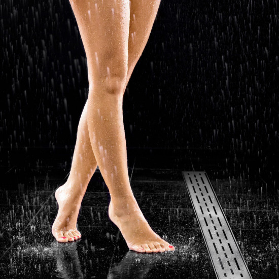 Canalina doccia 800