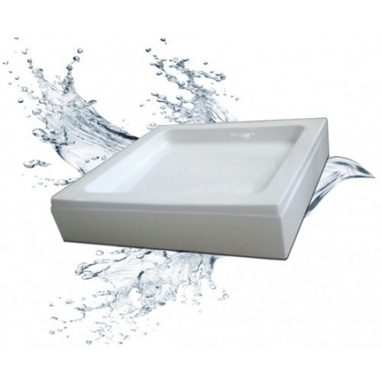 Sanotechnik doccia quadrata Zlarin