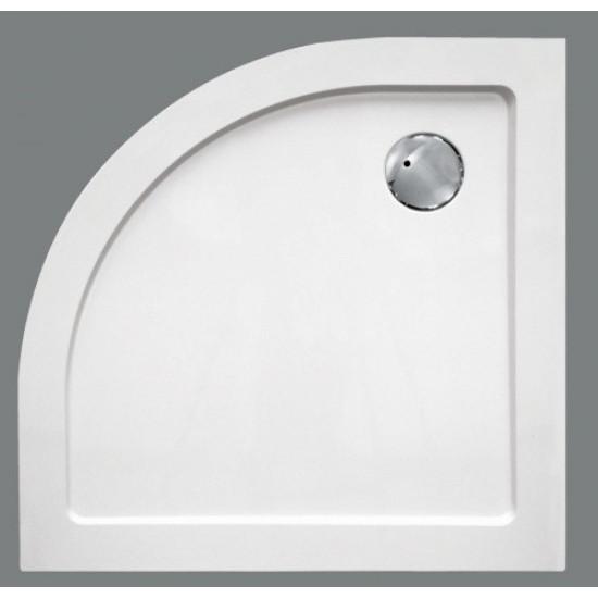 Sanotechnik piatto doccia semicircolare R550