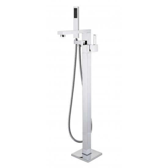 Sanotechnik rubinetto vasca da pavimento Gent