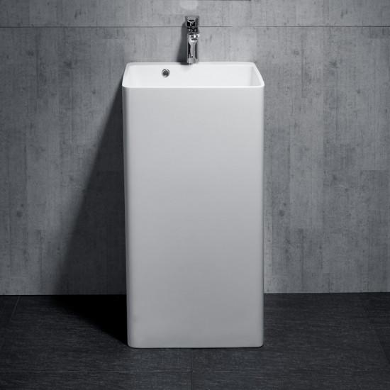 Sanotechnik lavabo autoportante Weta