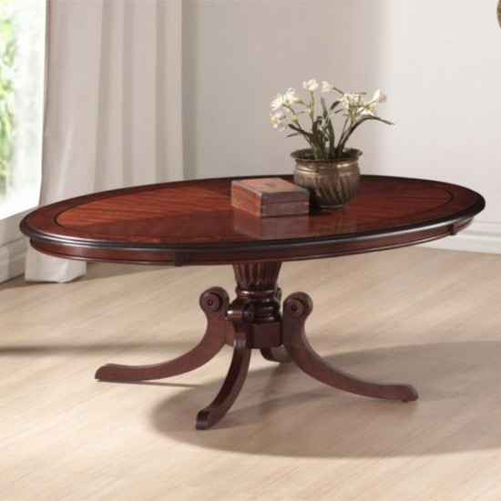 Tavolino da salotto Mahacia elissi