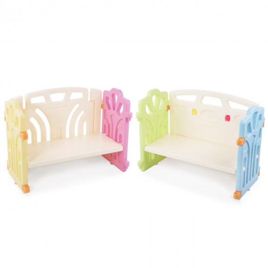 Elementi di biancheria da letto per sala giochi 45098
