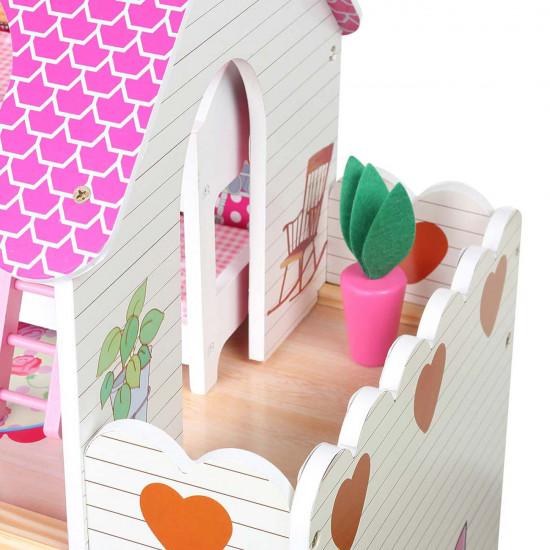 Casa delle bambole per bambini 48631