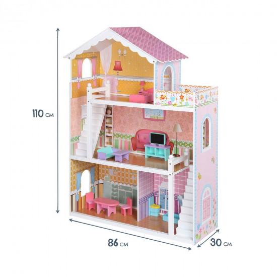 Casa delle bambole per bambini 48648