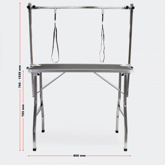 Tavolo da cura per animali 51718