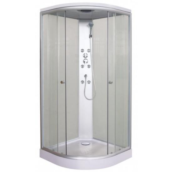 Sanotechnik cabina massaggio completa TC01 90x90