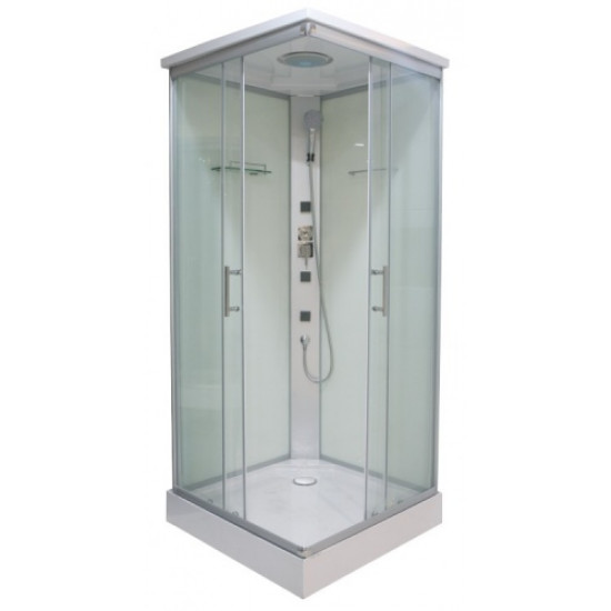Sanotechnik doccia massaggio completa Twist 2 90x90