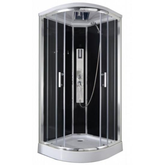 Sanotechnik cabina massaggio completa Trend 1 90x90