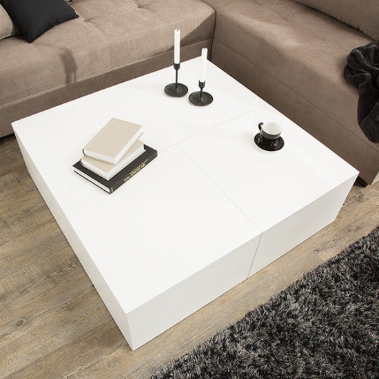 Tavolino da salotto Kubika