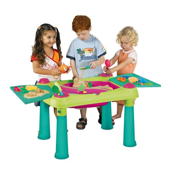 KETER tavolo da gioco per bambini 684289