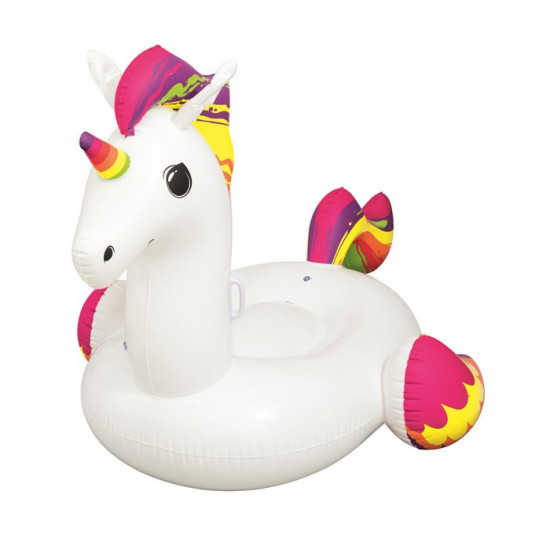 Grande unicorno gonfiabile Bestway 224 x 164